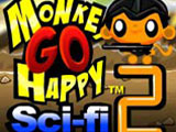 Monkey Go Happy Sci-fi 2