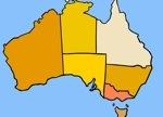 Geography Game - Australia