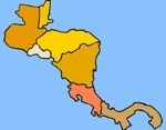 Geography Game - Central America
