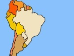 Geography Game - South America