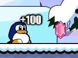 Penguin Loves Fish 2