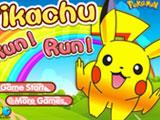 Pikachu Run Run