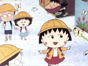 Sakura Momoko Puzzle