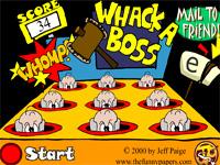 Wack a Boss