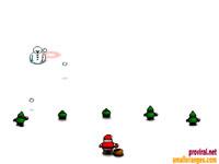 When Snowmen Attack